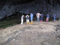 觀察綠島燕子洞的形成