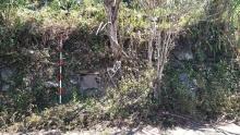 Yingiana遺址上層的石板棺