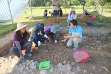左營田野-老師指導發掘方法