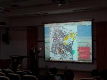 Manders老師從荷蘭遺址分布瞭解聚落佈局與地景